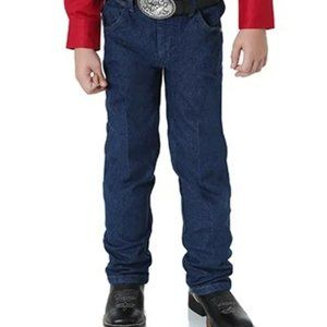 Wrangler Boys Jeans Sz 10 slim